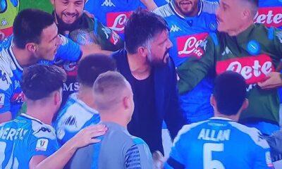 Napoli vince Coppa Italia 2019-2020