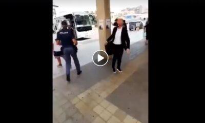 Atalanta team manager insulto