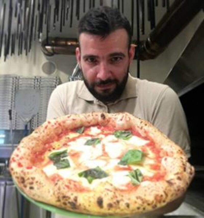 Giuseppe Capone Pizzaiolo