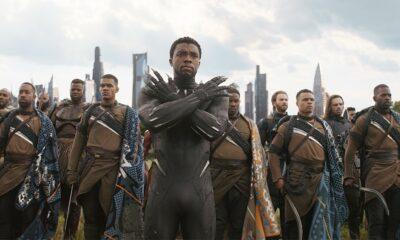 Wakanda Forever Black Panther