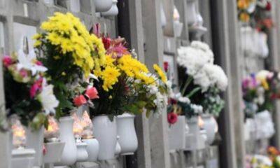 Cimitero Commemorazione Morti