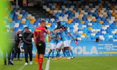 Esultanza Napoli Gol