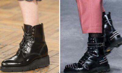 Anfibi scarpe donna