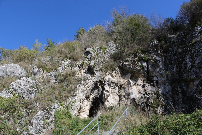 La Grotta del Capitano Montefalcione