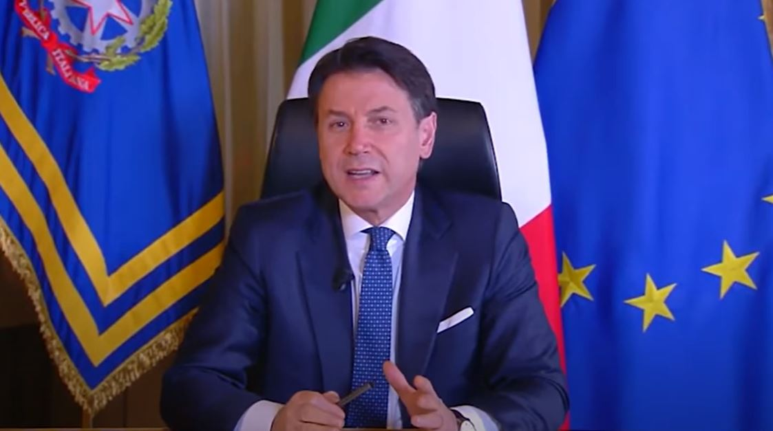 Giuseppe Conte Presidente del Consiglio