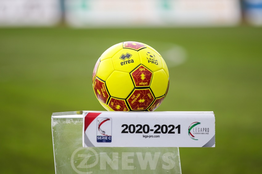 Pallone Serie C 2020-2021