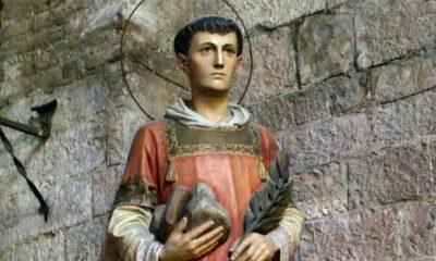 Santo Stefano Statua