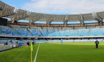 Stadio Diego Armando Maradona Napoli