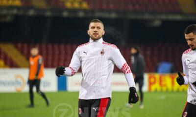 Ante Rebic Milan