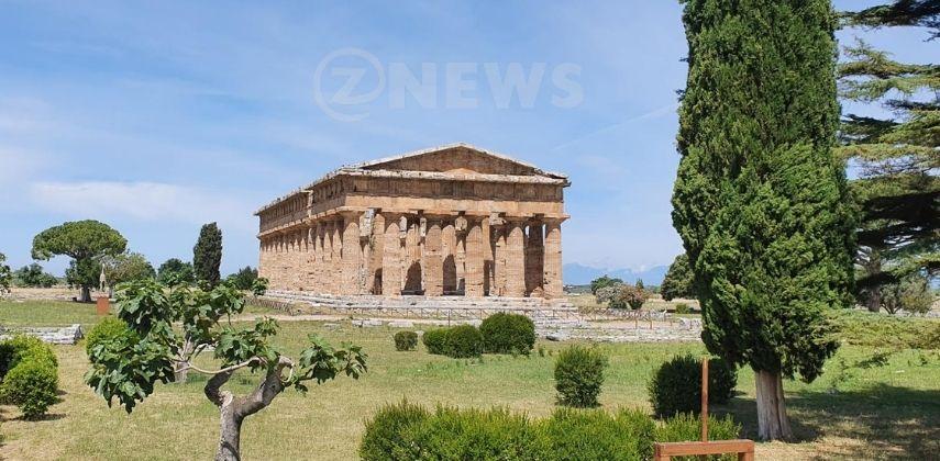 Tempio Nettuno Paestum