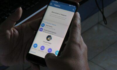 Cellulare Telegram