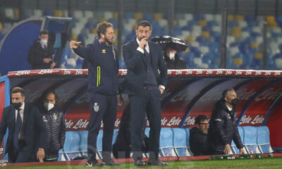 Roberto D'Aversa del Parma