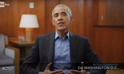 Obama a Che tempo che fa