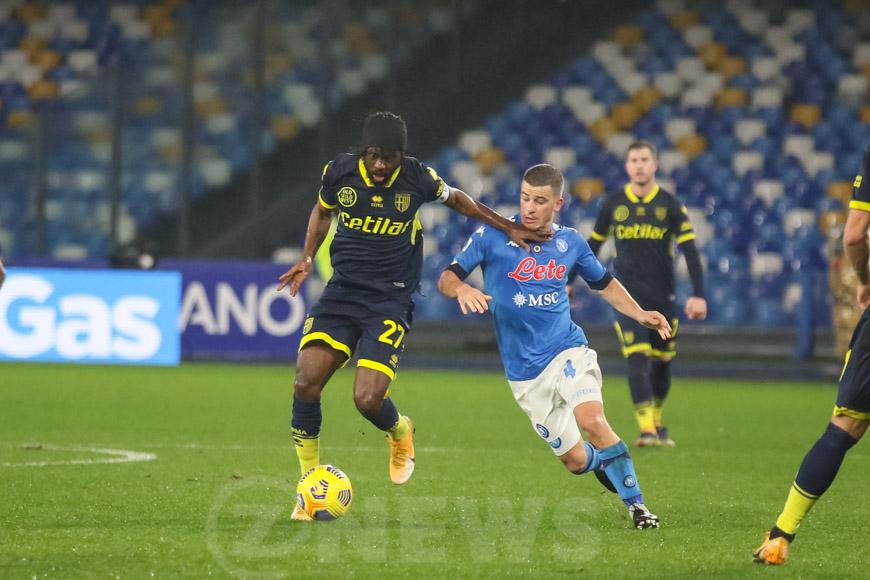 Gervinho attaccante Parma