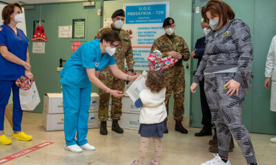 Militari Vulture Uova Ospedale