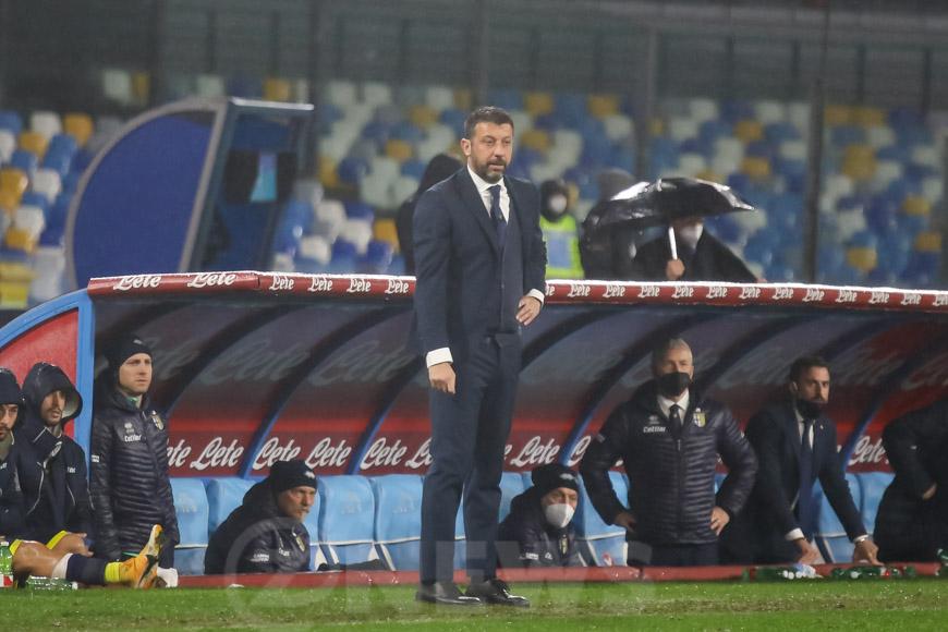 Allenatore del Parma Calcio