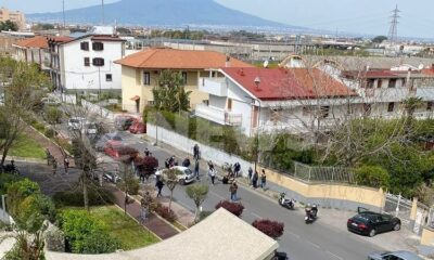 Incidente via Napoli Nocera