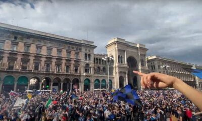 Festa scudetto Inter
