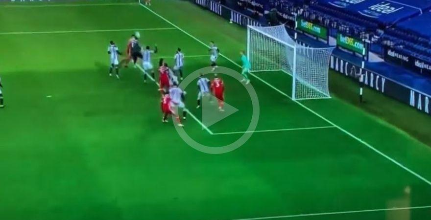 Video gol Alisson