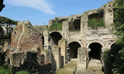 Anfiteatro Pozzuoli Flavio
