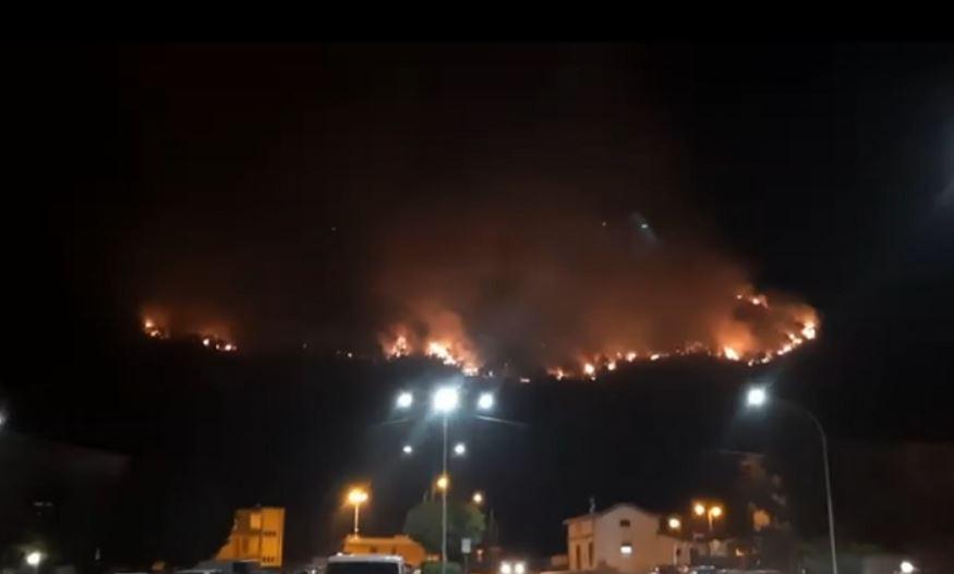 Incendi Nocera Superiore