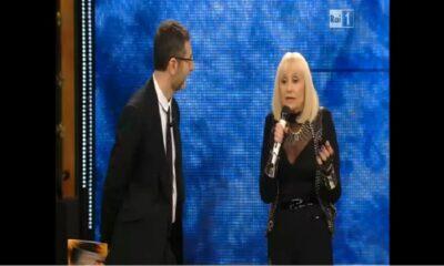Raffaella Carrà Sanremo 2014