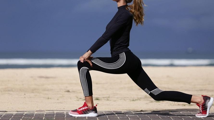 Stretching sport