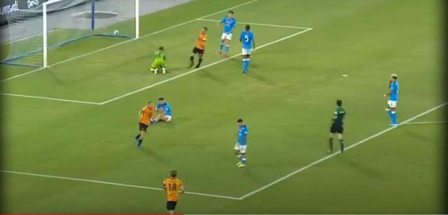 Video Gol Napoli Benevento